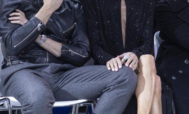 Celine Dion вышла в свет с молодым другом