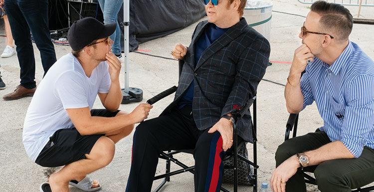 """""""Рокетмен"""": британский актер Тэрон Эджертон, сыгравший Элтона Джона, и его правила жизни"""