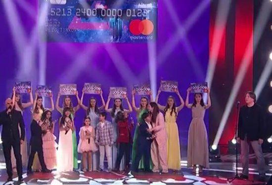 Всех финалистов «Голос. Дети» признали победителями без голосования