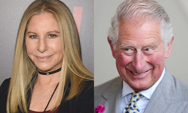 Барбра Стрейзанд прокомментировала многолетние слухи о романе с принцем Чарльзом