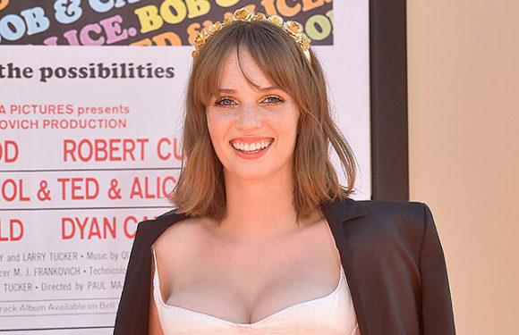 Дочь Умы Турман Майя Хоук стала звездой премьеры фильма Квентина Тарантино «Однажды в Голливуде»