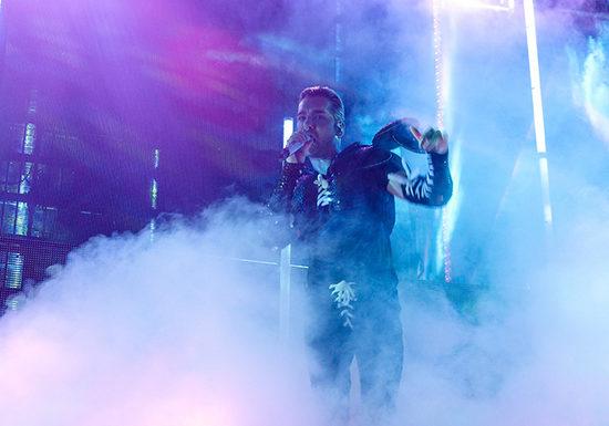 Tokio Hotel привезли в Москву свое новое шоу