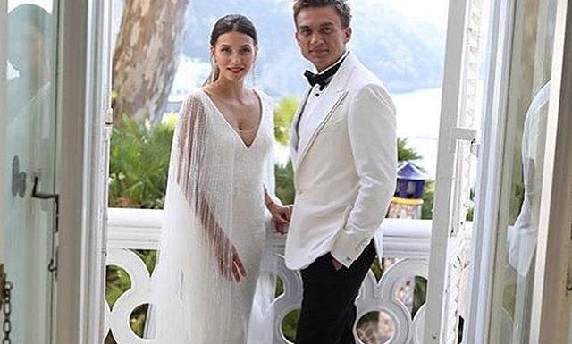 Регина Тодоренко и Влад Топалов сыграли свадьбу в Италии: первые фото и видео