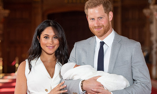 Стали известны новые подробности крестин сына Меган Маркл и принца Гарри
