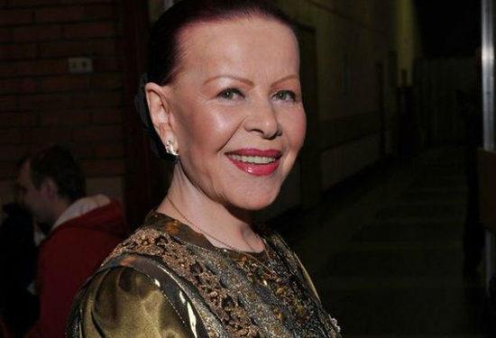 Любимая певица Брежнева Александра Стрельченко умерла в одиночестве