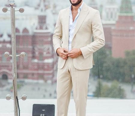 Марио Касас представил в Москве свой новый сериал «Влечение»