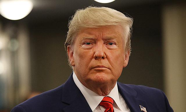 Объявлено о начале процедуры импичмента Дональда Трампа