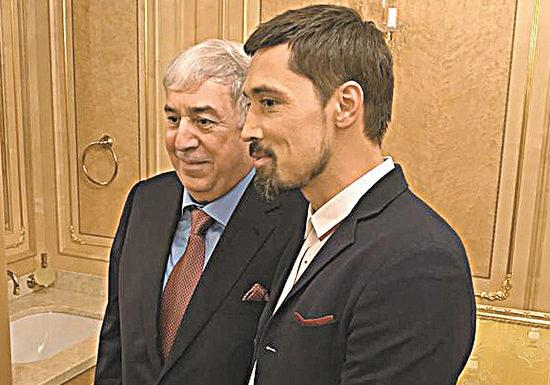 Кто «сватает» Гуцериева на «Евровидение»