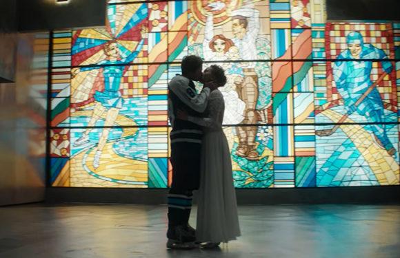 «Лед 2»: Аглая Тарасова и Александр Петров в первом трейлере фильма