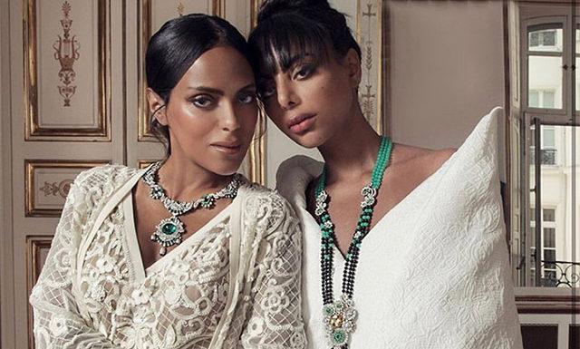 Принцессы Саудовской Аравии и представительницы арабских монархий снялись для Vogue