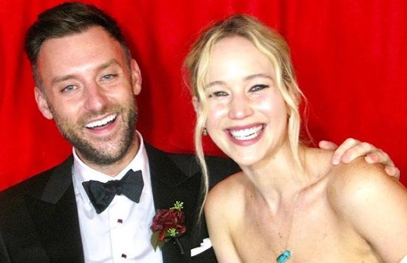 Замок, звездные гости и танцы до утра: как прошла свадьба Дженнифер Лоуренс и Кука Марони