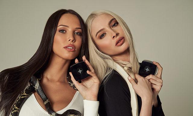 Анастасия Решетова и Алена Шишкова вместе снялись в рекламе бьюти-бренда