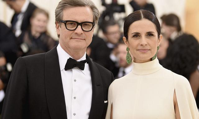 Колин Ферт и Ливия Джуджолли расстались после 22 лет брака