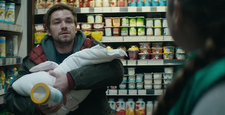 Молодой отец Александр Петров в новом трейлере фильма «Лед 2»