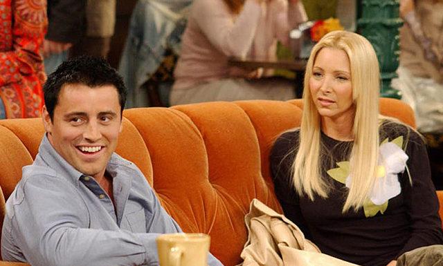 """Стало известно, почему Фиби и Джоуи в """"Друзьях"""" не смогли быть вместе"""