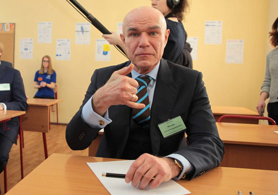 Два юбилея Сергея Мазаева: полжизни за «Моральный кодекс»
