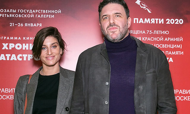 Нино Нинидзе и Максим Виторган развеяли слухи о расставании