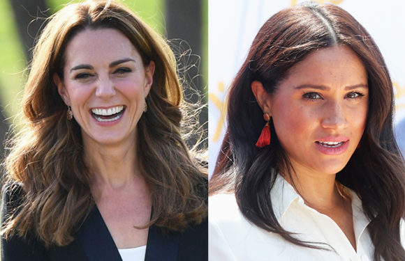 Двойные стандарты: в сети обсуждают, как за одно и то же Меган Маркл ругают, а Кейт Миддлтон — хвалят