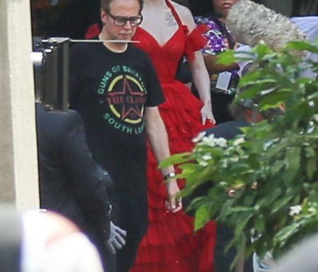 "Марго Робби в образе Харли Квинн на съемках фильма ""Отряд самоубийц 2"": первые фото"