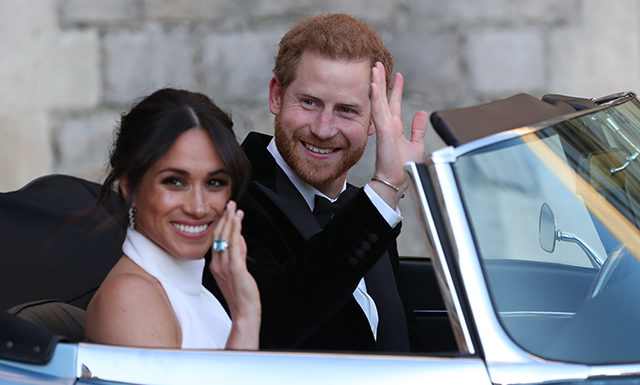 Меган Маркл и принц Гарри переехали из Канады в Лос-Анджелес