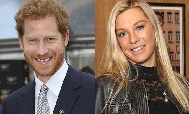 Принц Гарри встретился со своей бывшей девушкой Челси Дэйви на «прощальной» вечеринке в Лондоне