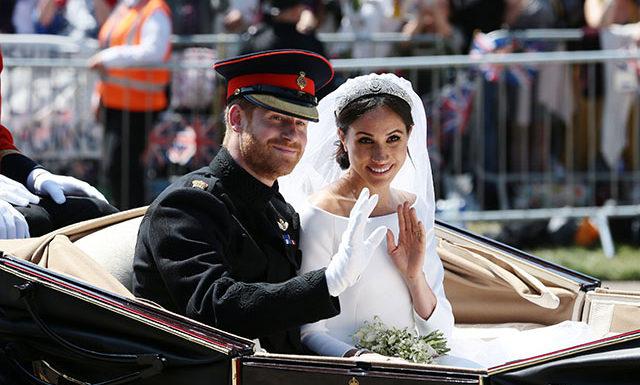 Дизайнер свадебного платья Меган Маркл поделилась воспоминаниями о своей работе с герцогиней