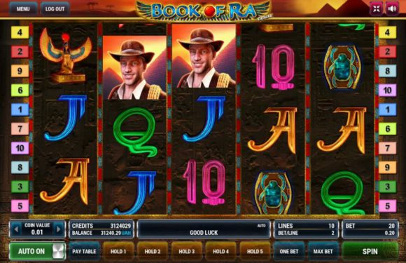 Игровые автоматы онлайн — получи бездепозитный бонус