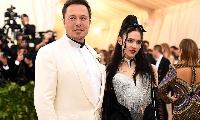 Илон Маск и певица Граймс стали родителями: необычное имя и первые снимки малыша