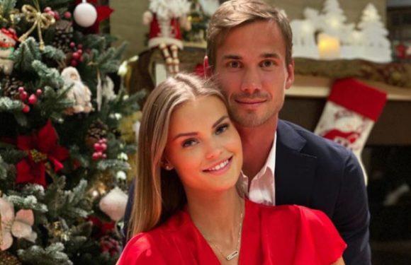 Бывший «ангел» Victoria's Secret Катя Григорьева и футболист Антон Шунин стали родителями
