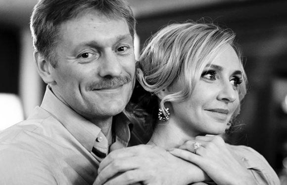 Татьяна Навка госпитализирована с коронавирусом вместе с мужем Дмитрием Песковым