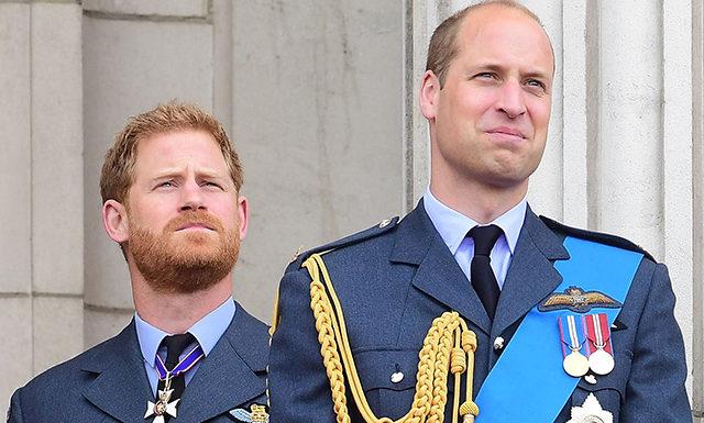 Принц Уильям посоветовал брату Гарри вернуться в Лондон: «Он сильно за него беспокоится»