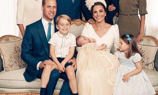 Кейт Миддлтон и принц Уильям опубликовали новое семейное фото