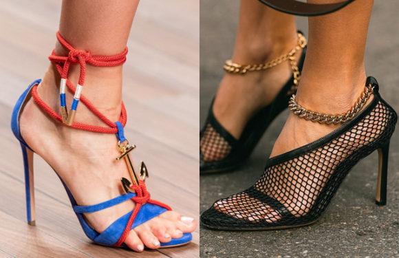 7 трендовых моделей обуви, которые нужны этим летом
