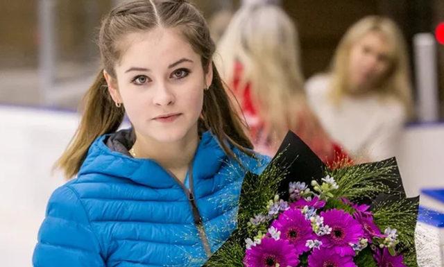 СМИ: 22-летняя фигуристка Юлия Липницкая ждет первенца