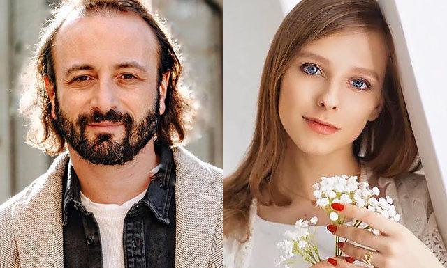 Илья Авербух встречается со звездой «Папиных дочек» Лизой Арзамасовой