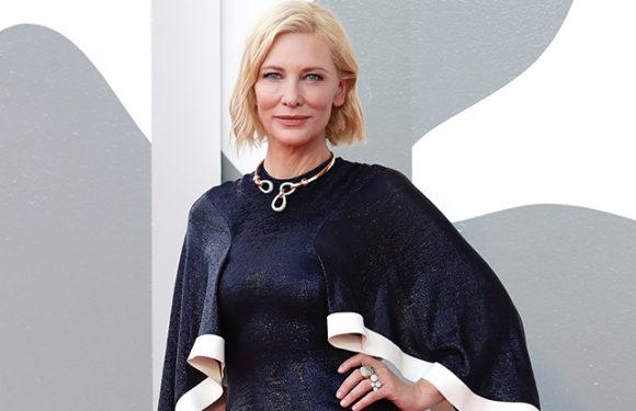 Венецианский кинофестиваль — 2020: Кейт Бланшетт, Тильда Суинтон и другие звезды на церемонии открытия