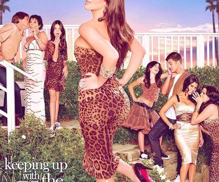 Ким Кардашьян объявила о закрытии реалити-шоу «Семейство Кардашьян»