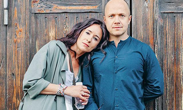 У Ольги Сутуловой и Евгения Стычкина родился первый ребенок