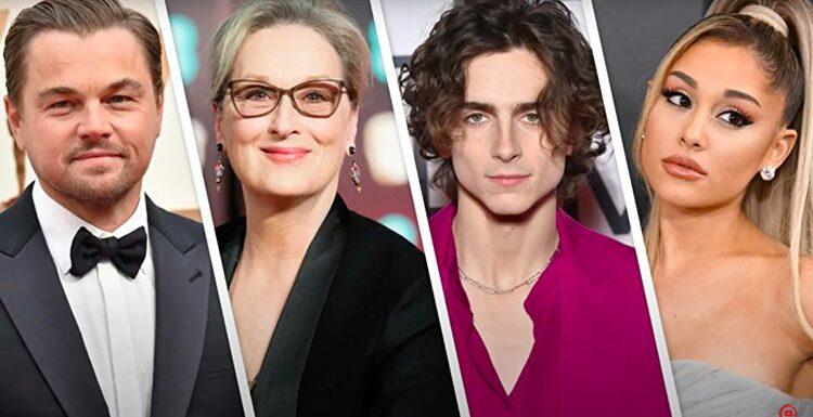 Леонардо ди Каприо, Дженнифер Лоуренс, Тимоти Шаламе и другие звезды снимутся в новом сериале Netflix
