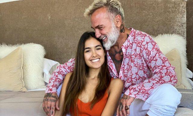 «Танцующий миллионер» Джанлука Вакки и его возлюбленная Шэрон Фонсека стали родителями