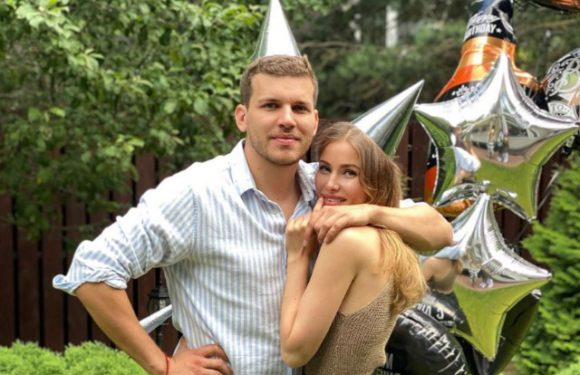 Тата Бондарчук вышла замуж