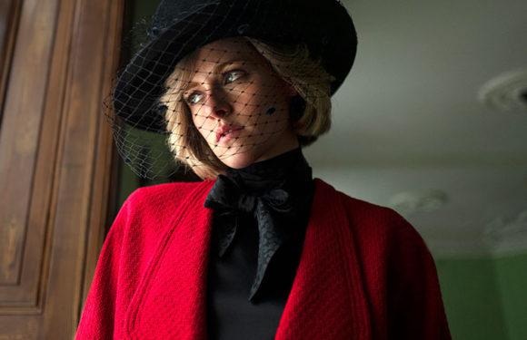 Найдите отличия: первый кадр с Кристен Стюарт в роли принцессы Дианы