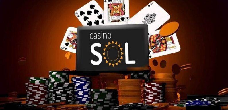 Играйте в казино Сол, получайте много эмоций и зарабатывайте: здесь всех ждут победы
