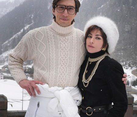 Не узнать: первое фото Леди Гаги и Адама Драйвера со съемок фильма об убийстве Маурицио Гуччи его женой Патрицией