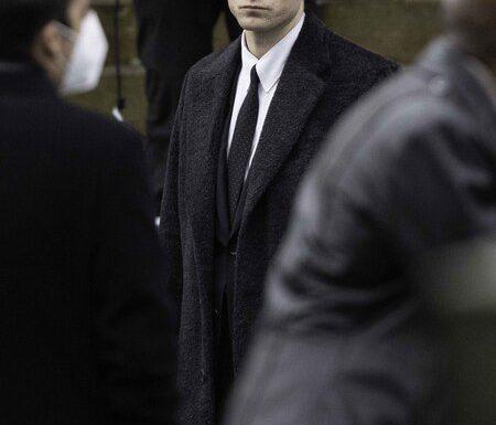"""Новая роль: звезда """"Сумерек"""" Роберт Паттинсон стал продюсером Warner Bros."""
