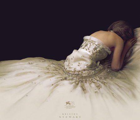 """В сети появился первый постер фильма """"Спенсер"""" с Кристен Стюарт"""