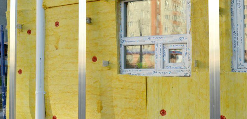 Пенопласт: утепление стен жилой квартиры