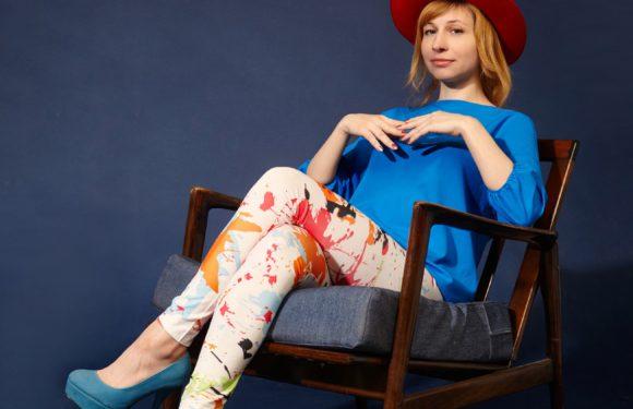 Как модно носить легинсы (лосины)